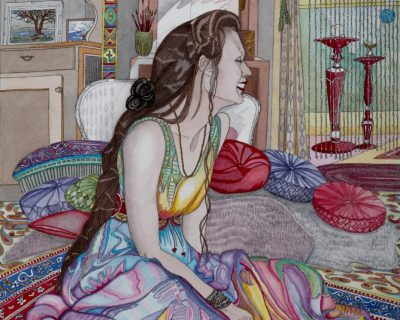 Open Canvas artist Charmaine
