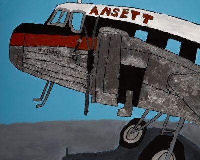 Ansett DC-3