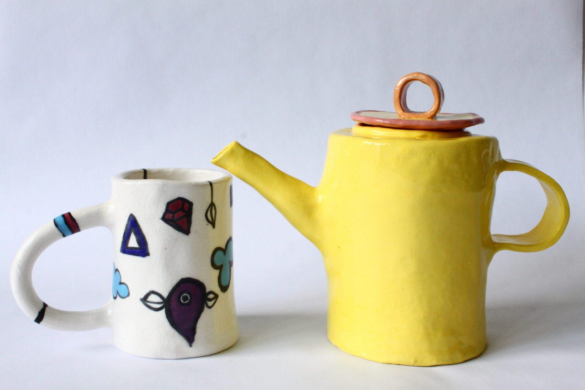 sculpture-tea-set