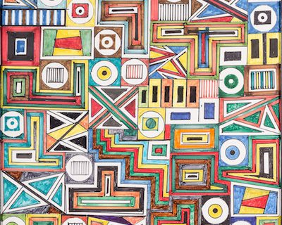 Open Canvas artist Achim Wilke