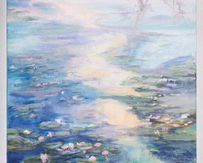 Open Canvas artist Yvonne Arnott