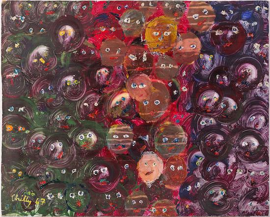 Open Canvas artist Danny Chilcott