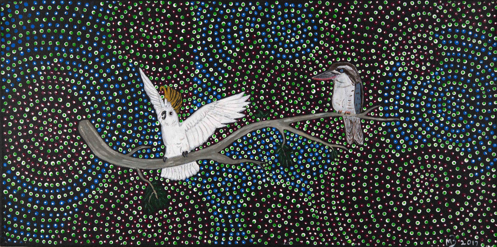 Open Canvas artist Michael Breen