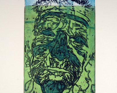 Open Canvas artist Tristana Fitzgerald