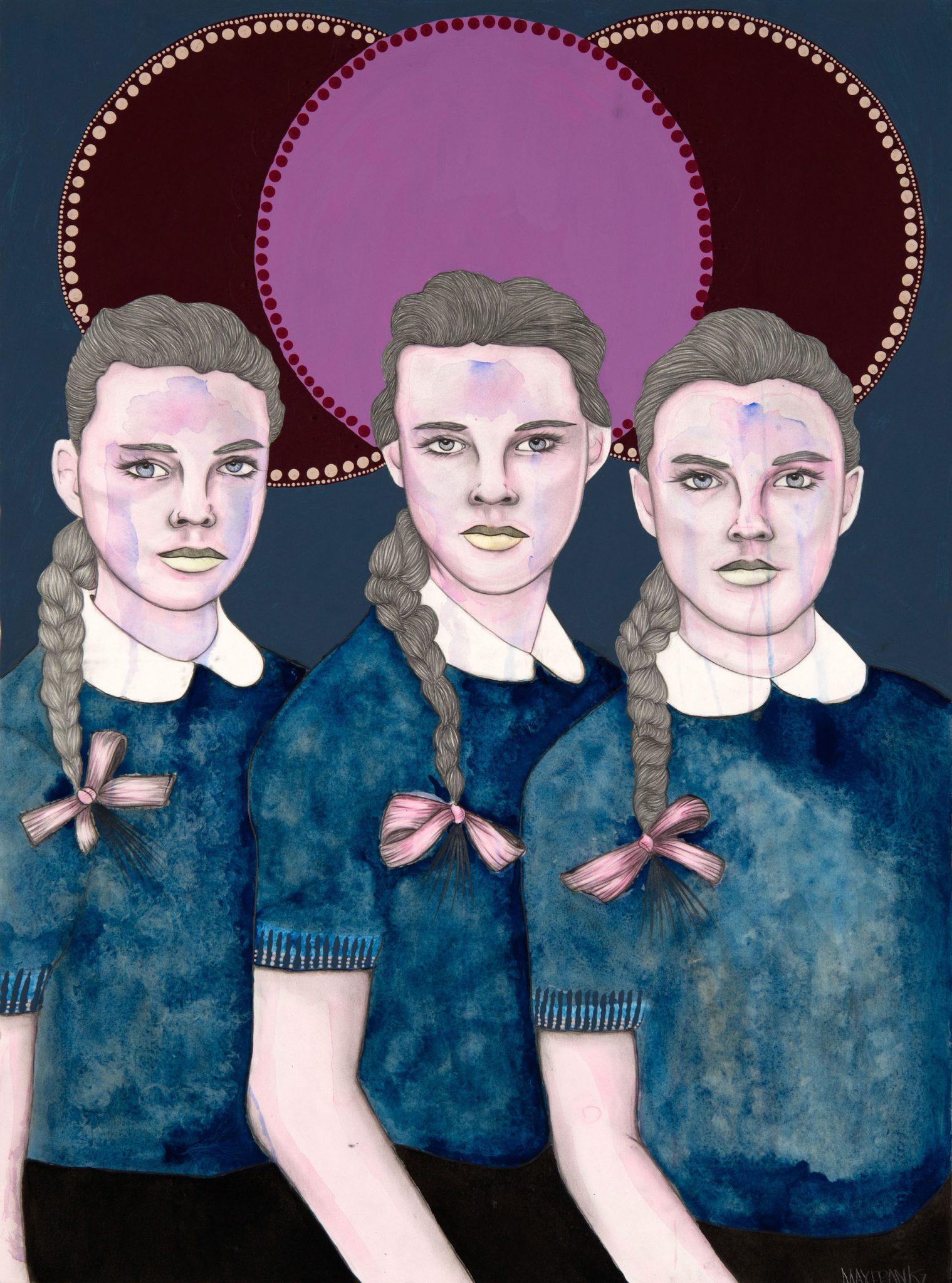 Open Canvas artist Maxwell