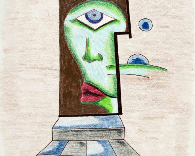 Open Canvas artist Rodney Mallee