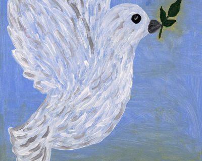 Open Canvas artist Patrick Francis